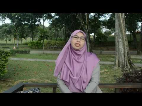 Puan Saemah, peserta Jtwn Nur Dhuha