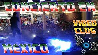 CONCIERTO EN CIUDAD DE MÉXICO - IVANGEL MUSIC - VIDEOVLOG