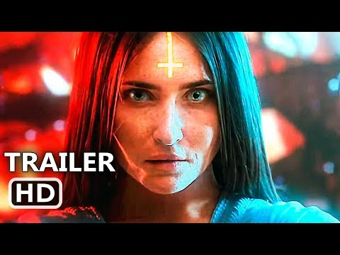 BLOOD MACHINES Official Full online (2018) Sci-Fi Movie HD