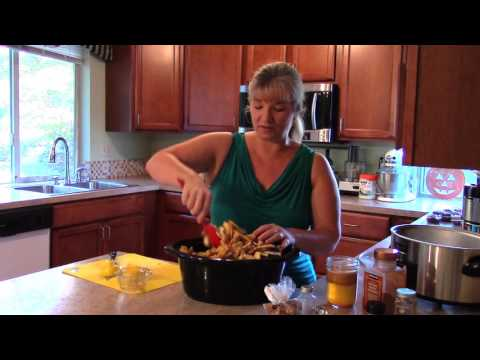 Apple Butter Recipe, Clinical Nutrition By Lexi Sandifer, NTP