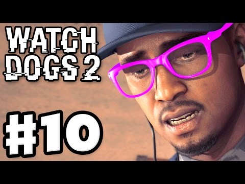 Watch Dogs 2 - Gameplay Walkthrough Part 10 - Eye for an Eye! (PS4 Pro)
