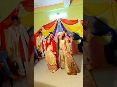 prewedding party of Priyanka nd dibyendu