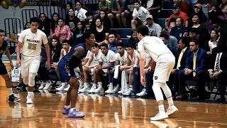 Alexander vs McAllen - 2018 Basketball Playoffs