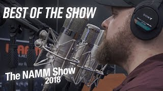 NAMM 2018 | Best of the Show