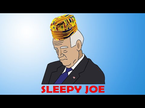 Sleepy Joe Blamed On Sleepy Negros