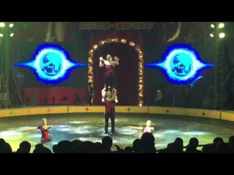 "Show group ""Razmah"". Acrobats.  ID 0071"