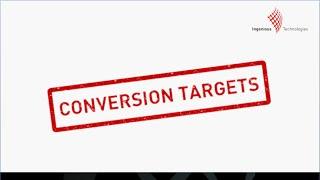Ingenious Enterprise - Conversion Targets