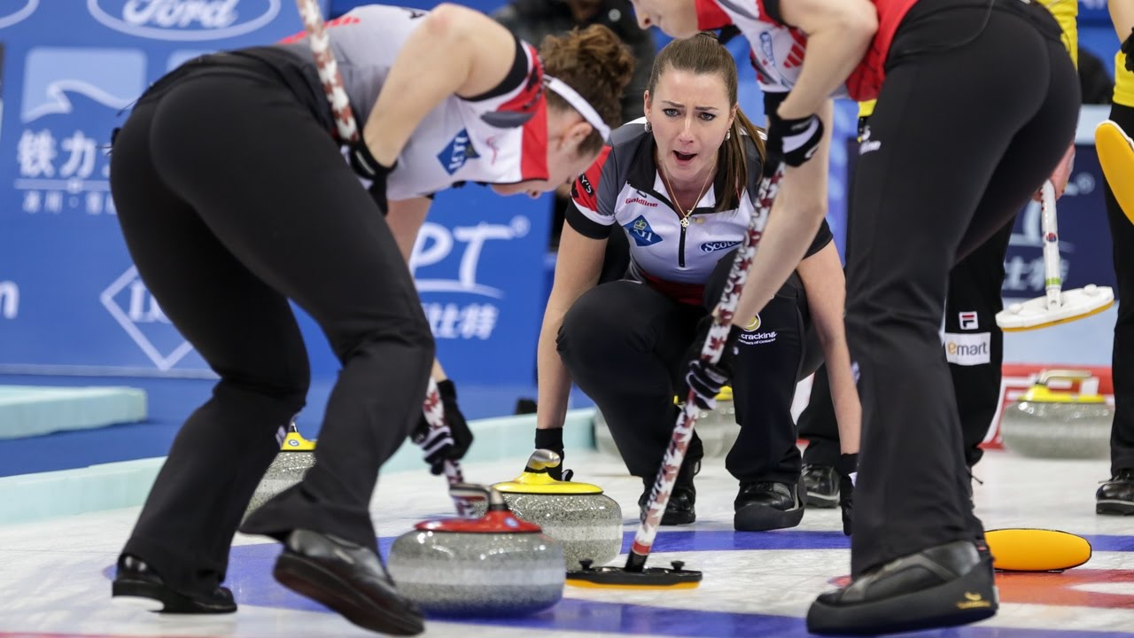 HIGHLIGHTS: Canada v Korea - CPT World Women's Curling ...