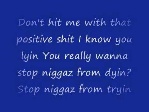 DMX - Where da hood at (dirty) - Lyrics