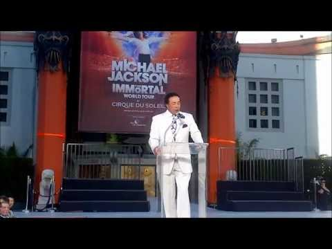 Quincy Jones and Smokey Robinson pay tribute to Michael Jackson - MJ Immortalized Premiere