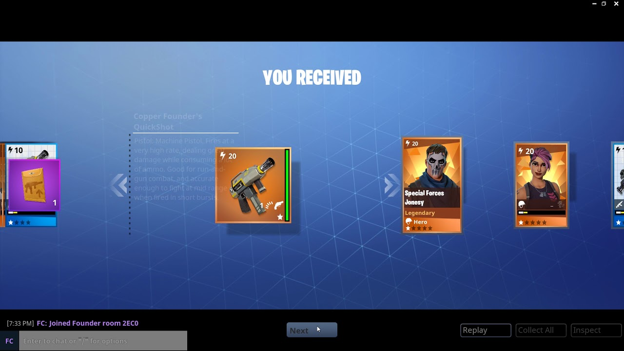 Fortnite (Save the World) - Purchasing the Ultimate ...