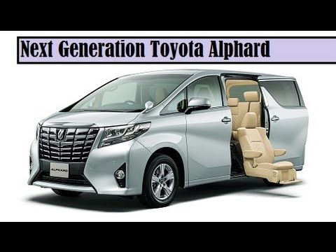 all new alphard 2018 harga kompresi grand avanza next generation toyota the front and rear get bold than old type