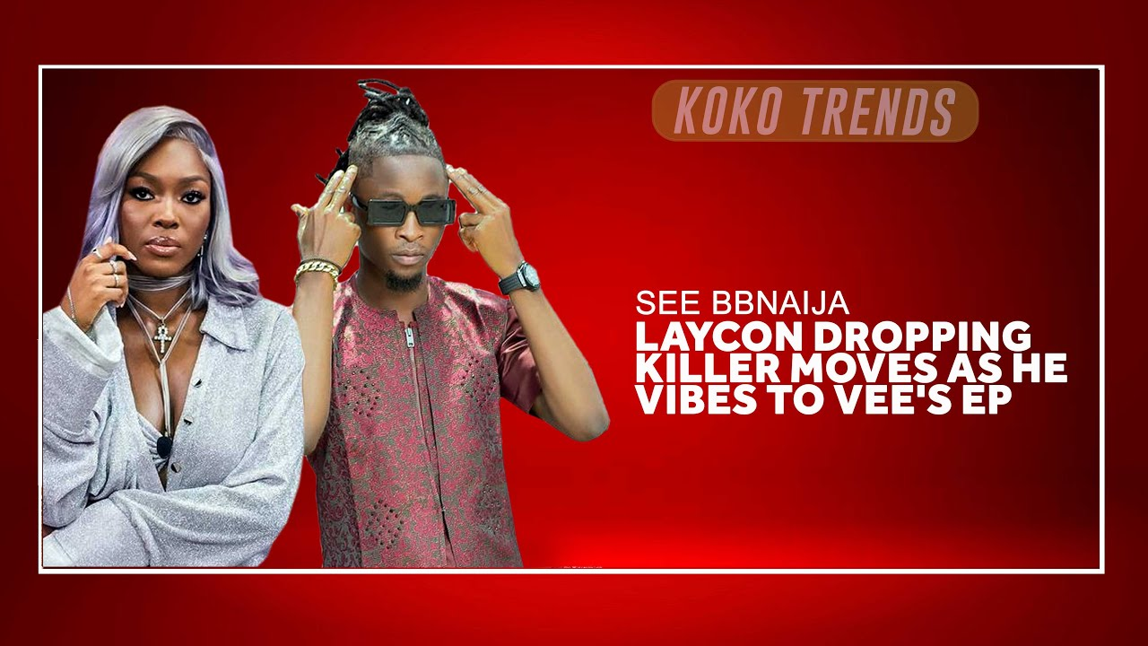 Download See BBNaija Laycon Dropping Killer Moves As He Vibes To Veeiye's EP