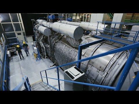 Testing & Validation Of Gas Turbines