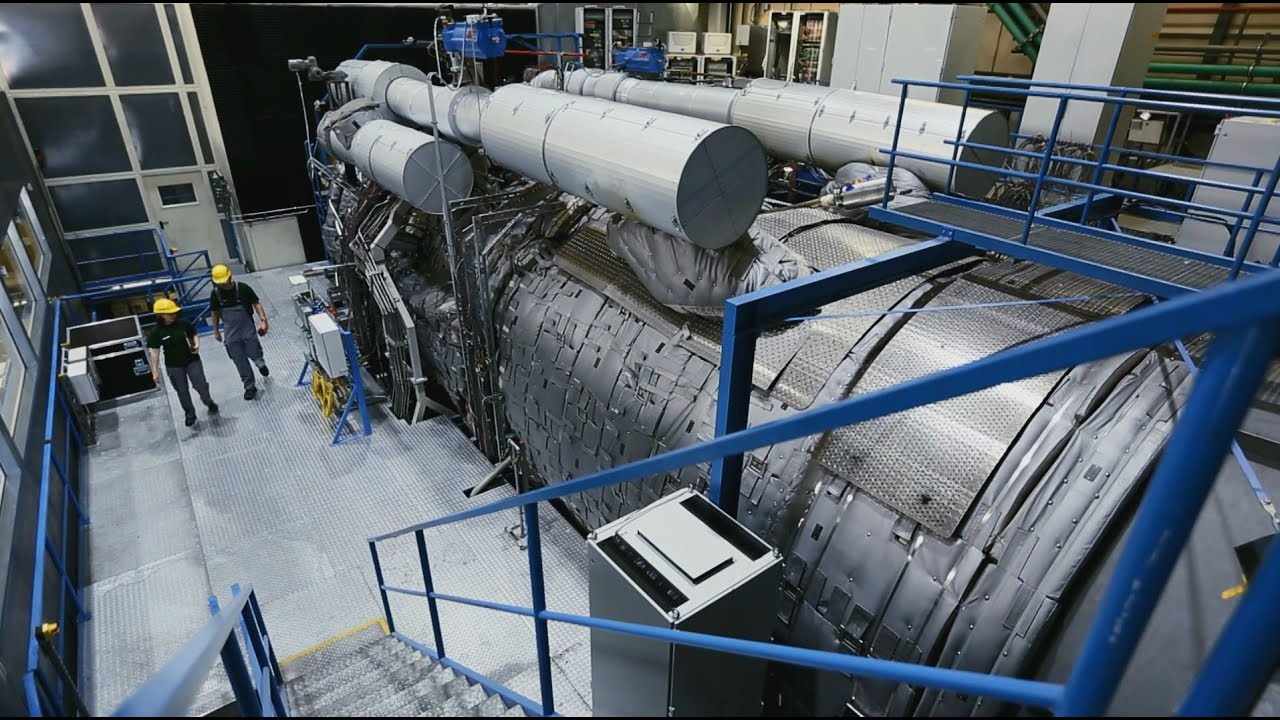 Testing & Validation of Gas Turbines