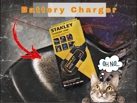 Honda VTX 1800 battery maintainer/charger/tender installation