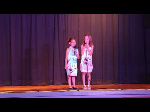 "Bright's Talent Show - Singing ""Beijing Welcomes You"""