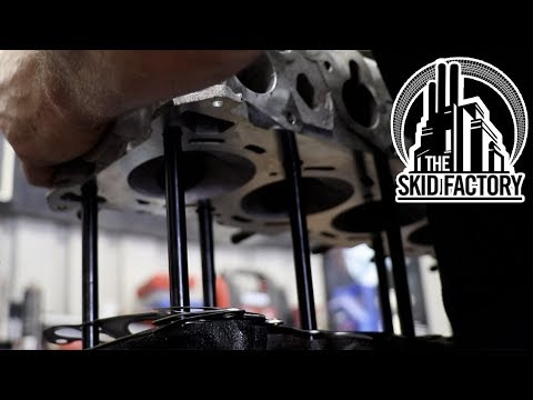 THE SKID FACTORY - RB30E+T Holden VL Commodore [EP5]