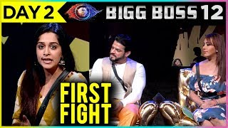 Dipika Kakar FIRST FIGHT In Front Of Karan Patel And Shilpa Shinde | Bigg Boss 12 Episode 2 Update