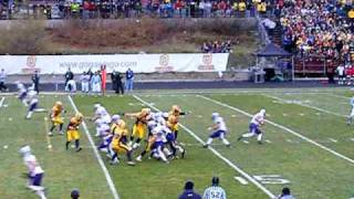 The Yates Cup - Western Mustangs Touchdown