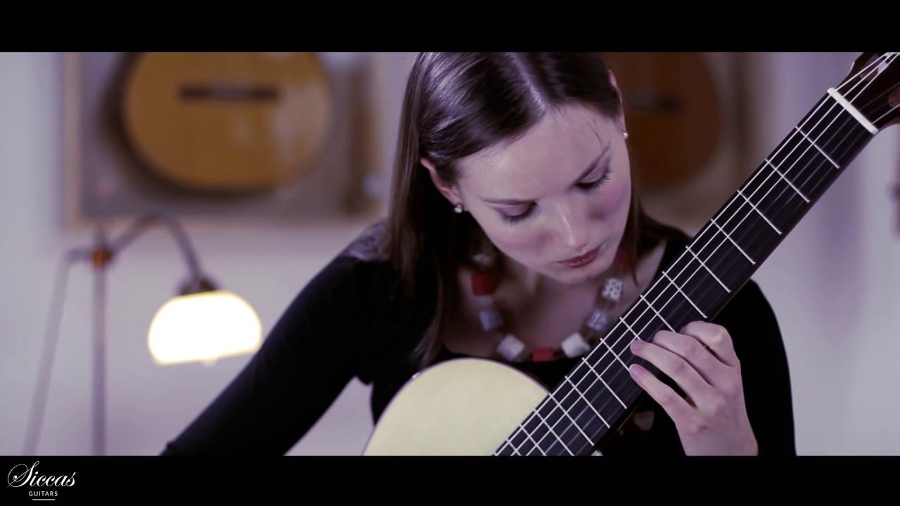 Francois Illas New Tradition: Hanna Link Plays Serenade By Sofia Gubaidulina On A