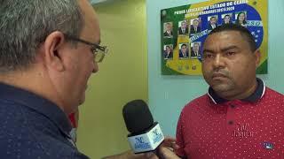 Vereador Luizinho Lançamento do programa SINALIZE em Quixeré