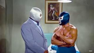 Santo y Blue Demon Contra Drácula y El Hombre Lobo   Cine Mexicano