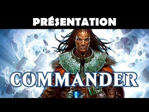 COMMANDER 2019 - Présentation des nouveaux decks - Magic: The Gathering