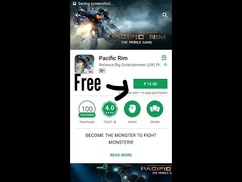 How to download Pacific rim for free on android