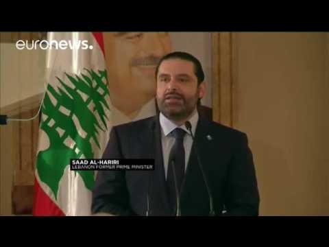Libano  Ok di Hariri al generale Aoun per la Presidenza