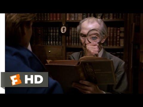 Top Secret! (6/9) Movie CLIP - Backwards Bookstore (1984) HD