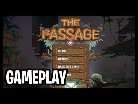 The Passage! Programming/Hacking Game! This Game Is FUN!!!