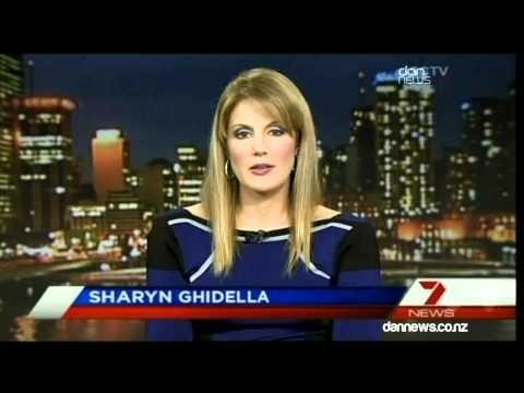 Video: International coverage of Christchurch Quake