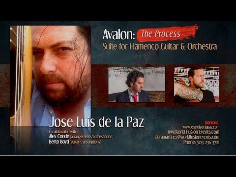 Suite Avalon The Process - Jose Luis de la Paz