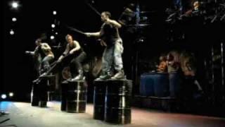 Stomp London - The International Smash Hit