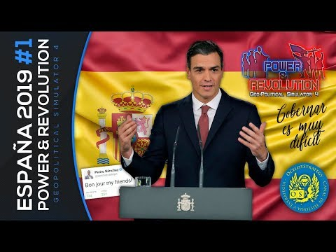 Power & Revolution: España 2019 #1