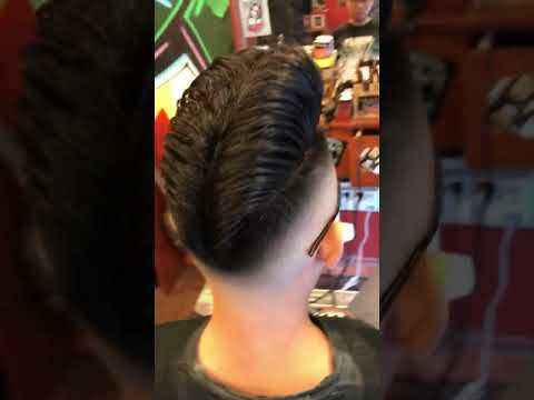 [Liem Barber Shop's collection] Jelly Roll Hairstyle - The Ted - Teddy Boy