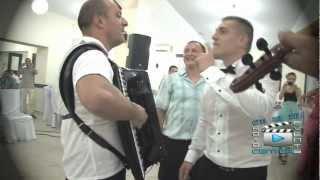 Aca Cirkovic si Nice  - Program Instrumental- Nunta Ionut si Ramona 28.07.2012- SPECTACOL