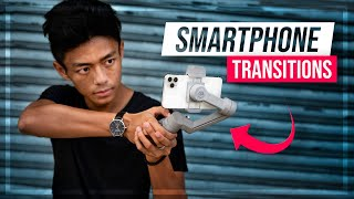 MOBILE GIMBAL TRANSITIONS!
