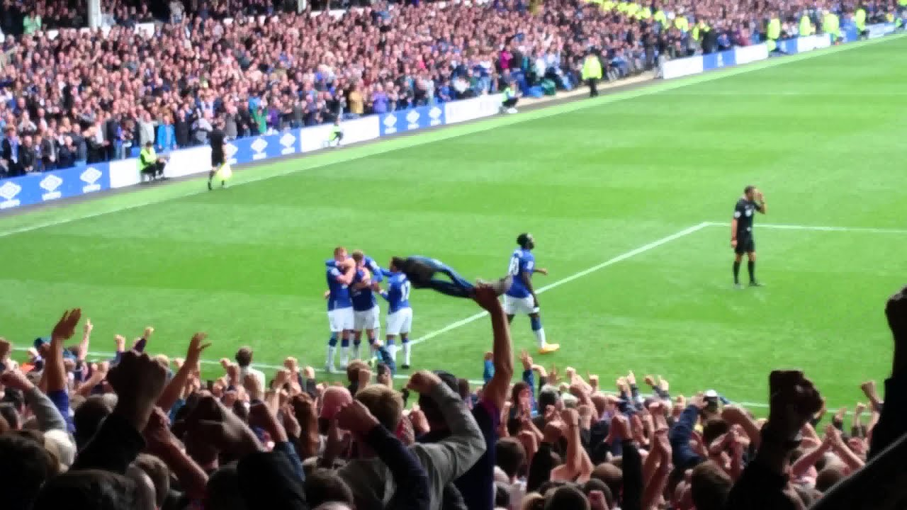 Download Steven Naismith Scores His Third and Hattrick vs Chelsea