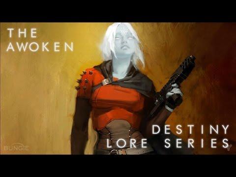 Destiny Lore: The Awoken Part 1