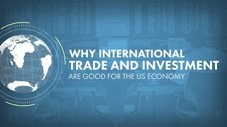 Why International Trade and Investment Are Good for the US Economy: A Story in Eight Charts