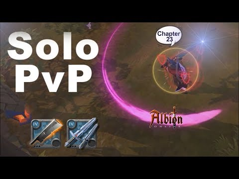 Albion Online Solo PvP , Chapter. 23 Imbalance?