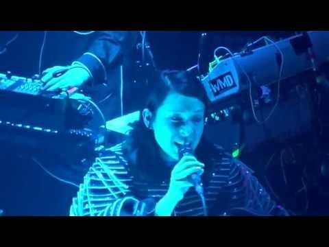 Little Dragon, Paradiso 12-10-2017 (full show, final part)