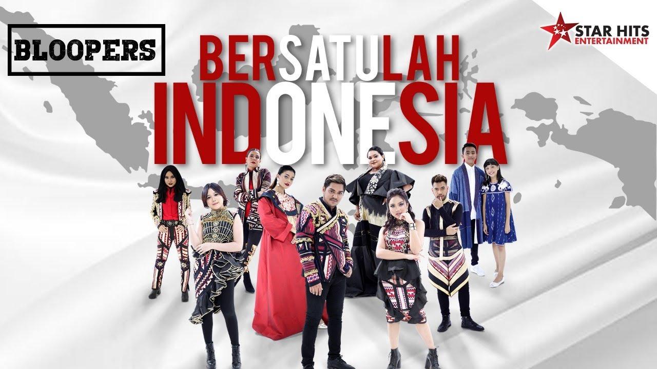 BLOOPERS BERSATULAH INDONESIA