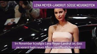 Lena Meyer Landrut: Süße Neuigkeiten!