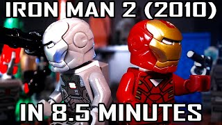 Iron Man 2 In 8.5 Minutes