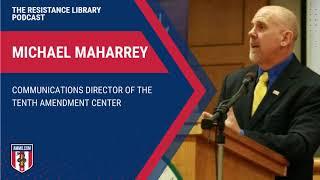 Michael Maharrey: Communications Director of the Tenth Amendment Center