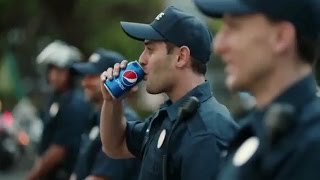Pepsi's New Protest / Diversity Ad Angers A Lot of People