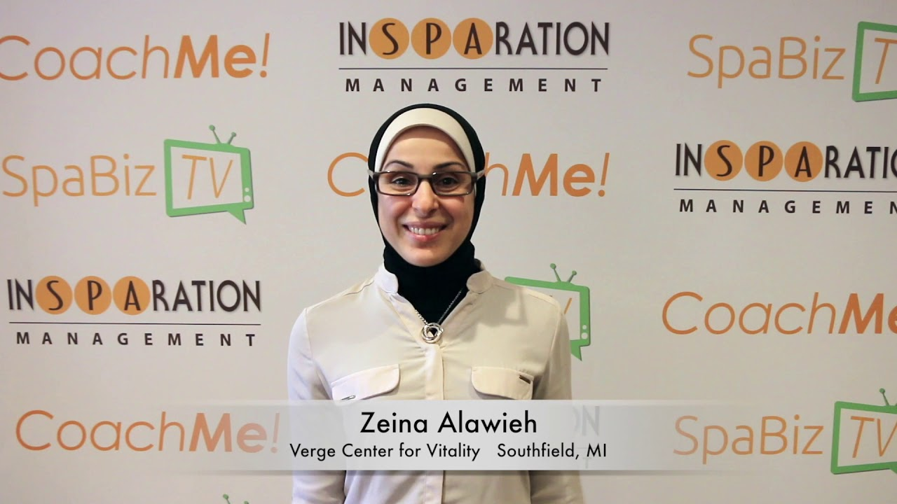 Platinum Member Zeina Recommends Leap Ahead Spa Seminar